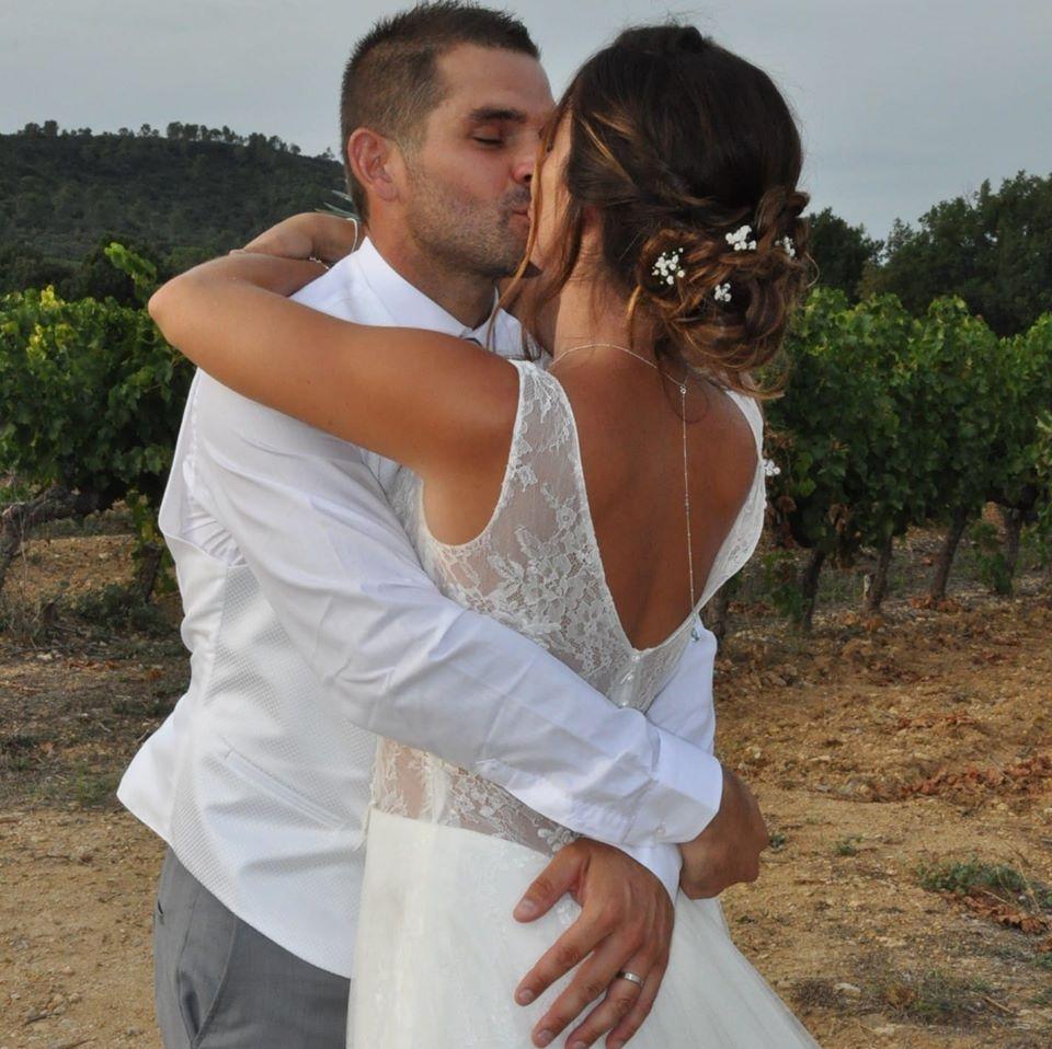 séance couple du mariage de Morgane et Johan