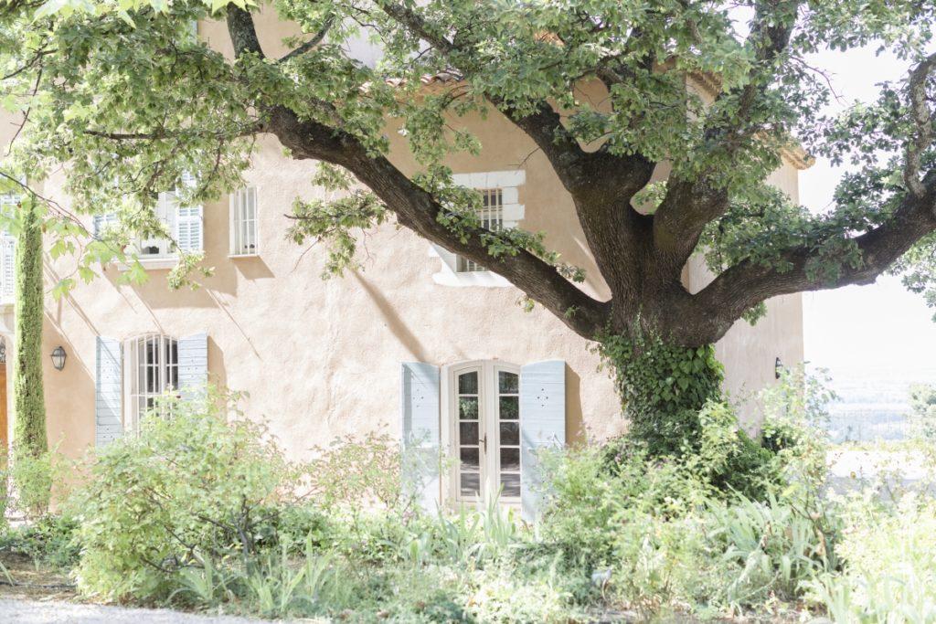 Magnifique château grand boise en provence pour les mariages