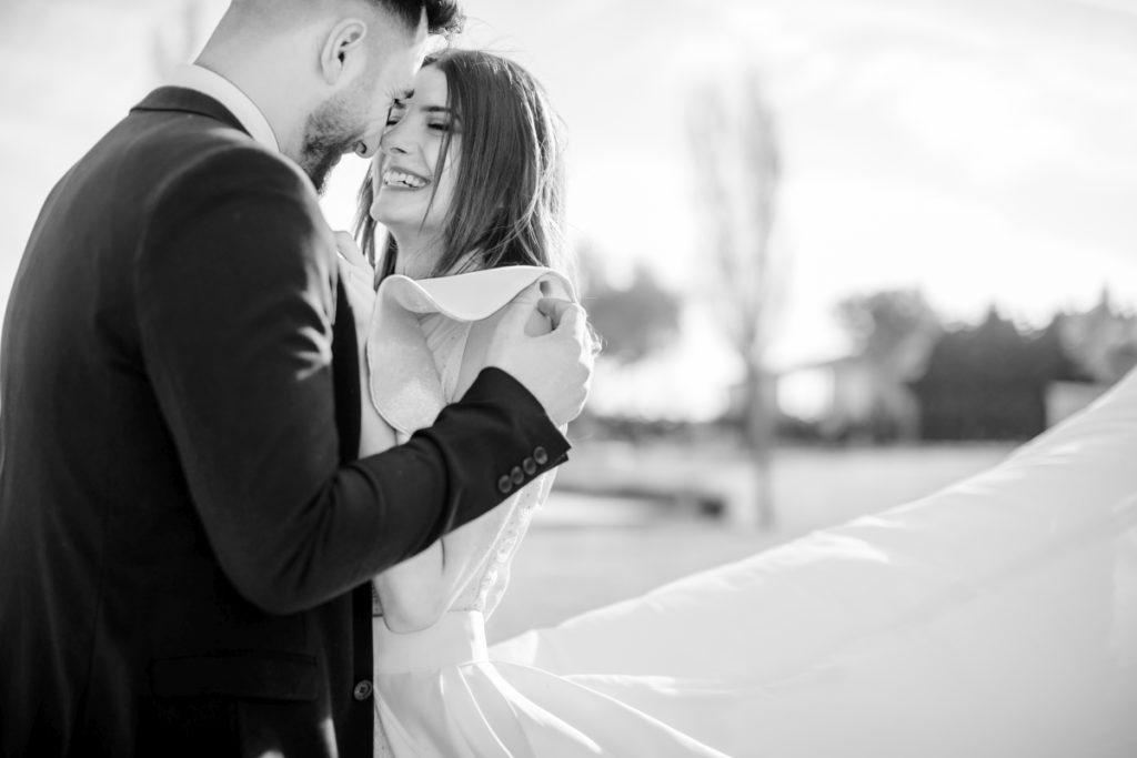 photo de mariage de Maral et Quentin