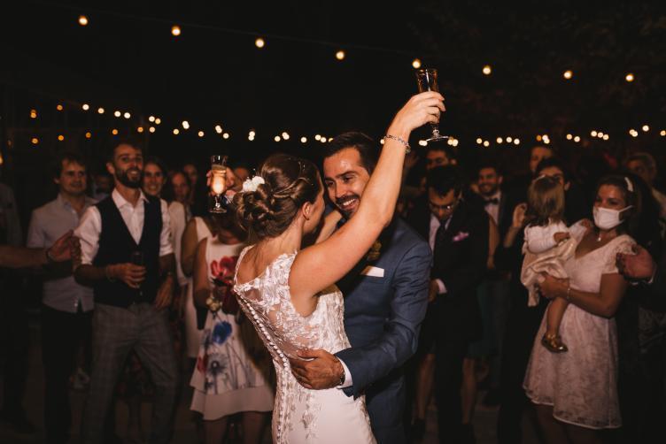 mariage Chloé et Nicolas